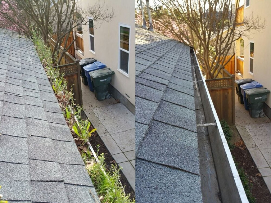 Gutter Cleaning: Troy, Clifton Park, & Albany, NY | Upstate Pressure
